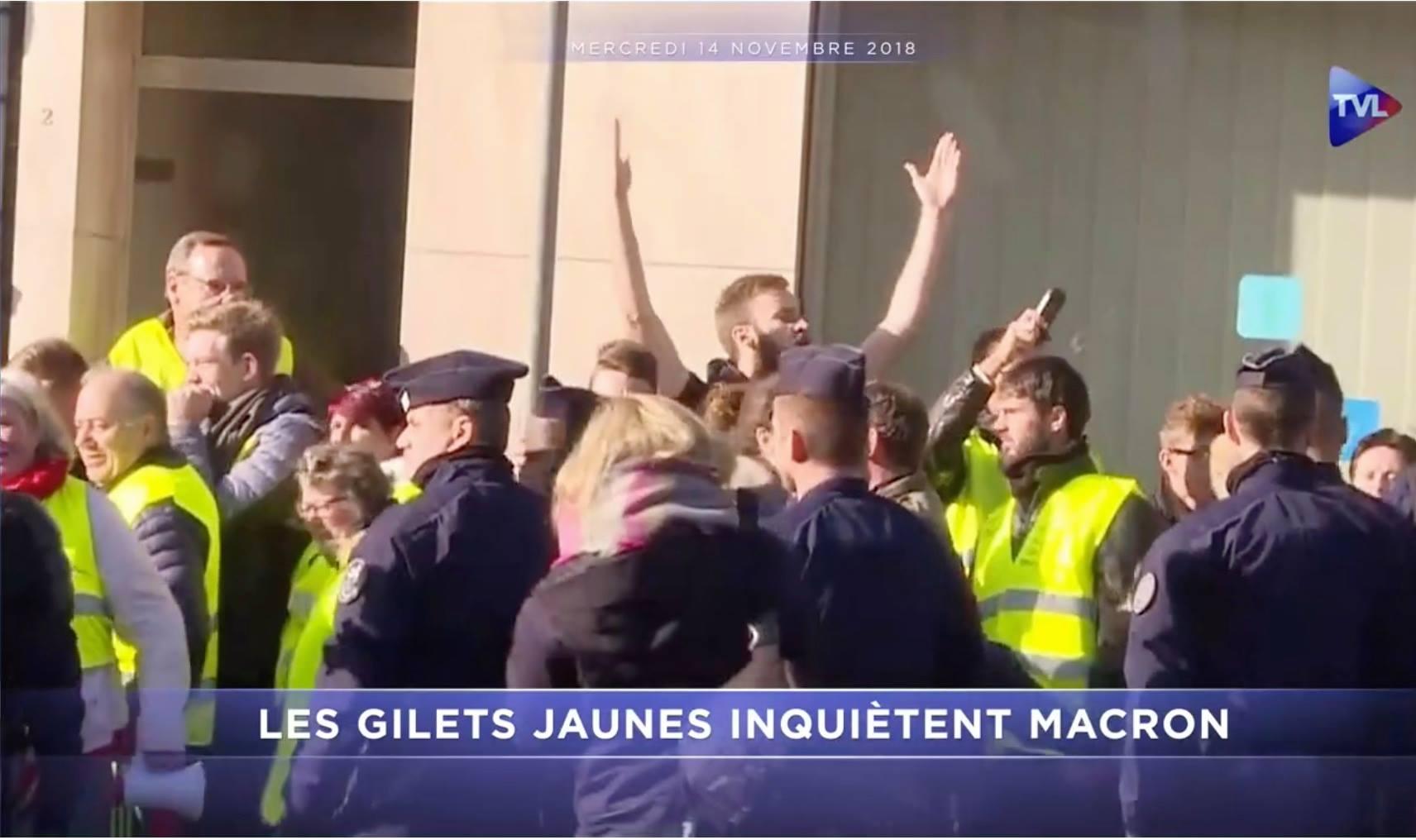 La colère des Français est une colère… jaune !…