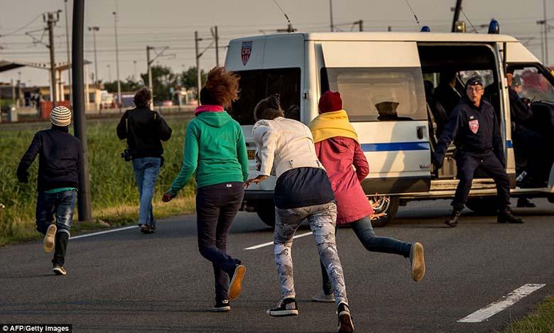 Les Calaisiens résistent à l'invasion migratoire !