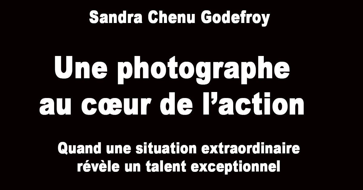 La photographe Sandra Chenu Godefroy était au cœur de l'action sur les Champs-Elysées le 19 novembre. Des images exceptionnelles qui reflètent son talent et une situation extraordinaire.