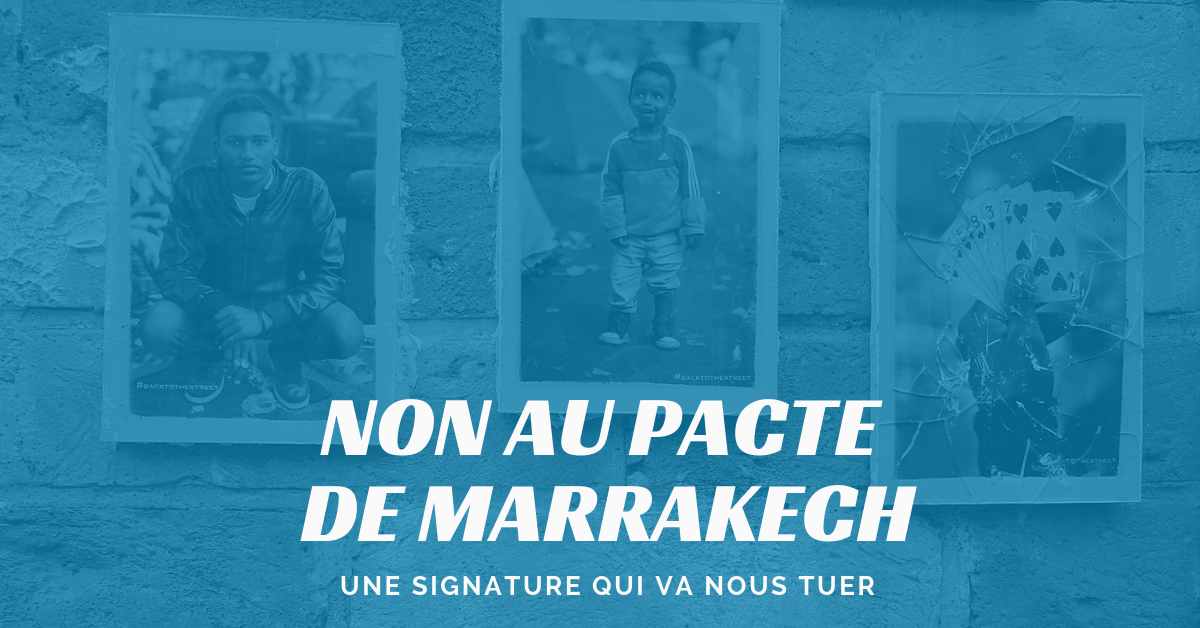 Le pacte de Marrakech est un des pires que pouvait signer la France. Plein de bons sentiments, il contient une condamnation à mort en attente pour notre pays et pour notre civilisation européenne.