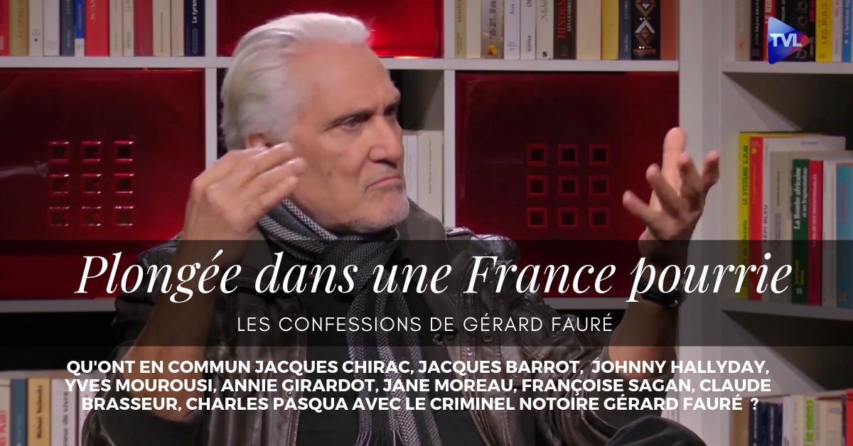 Peut-on confier les clefs du feu nucléaire à un président cocaïnomane ? Peut-on laisser un homme connaissant de profonds troubles de la personnalité conduire le destin de la France ? Les stupéfiantes révélations de Gérard Fauré nous obligent à regarder la réalité en face.