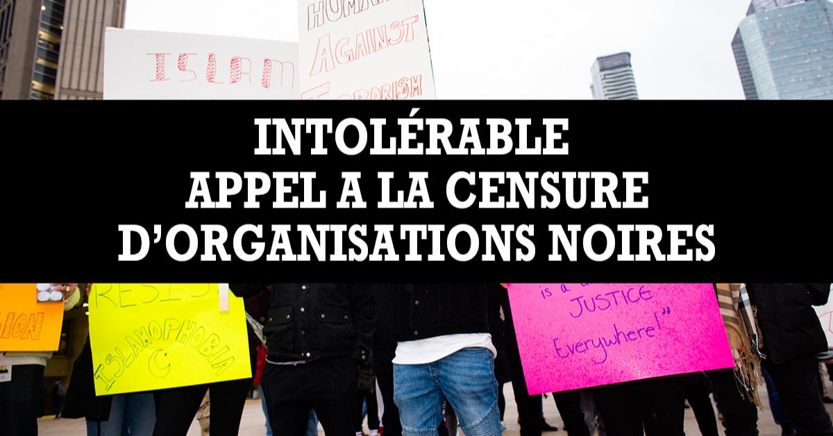Les organisations qui se disent « antiracistes » adoptent de plus en plus des attitudes qui mettent en danger la liberté d'expression et menacent les libertés publiques. Il est temps d'arrêter cette dérive liberticide.