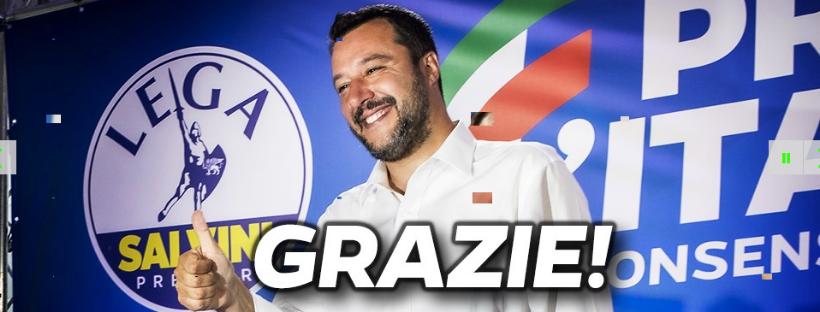 Matteo Salvini a réussi à capter l'attention des Italiens. Après son succès aux élections européennes, le ministre de l'Intérieur italien vient de remporter un triomphe aux élections municipales, s'emparant de bastions de la gauche depuis la fin de la Seconde Guerre mondiale.