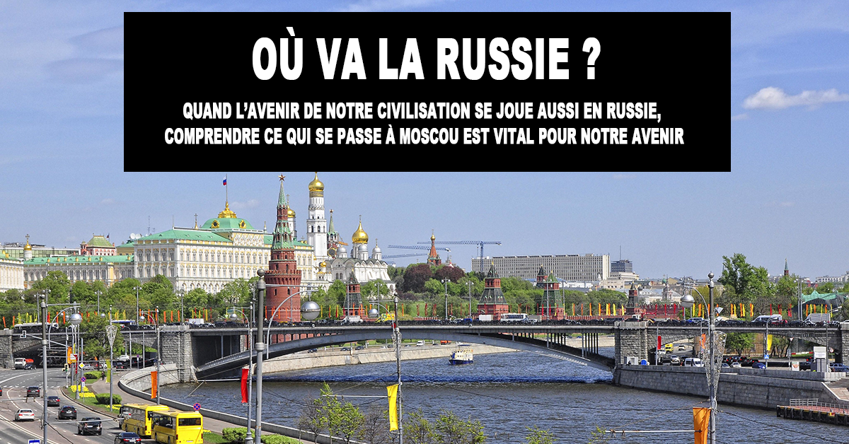 Où va la Russie ? Les récentes décisions du président Poutine ont semé le doute dans les esprits en Europe occidentale. Or, ce grand pays joue un rôle croissant dans le devenir de notre continent et de sa survie comme civilisation. Une analyse qui répond à nos interrogations.