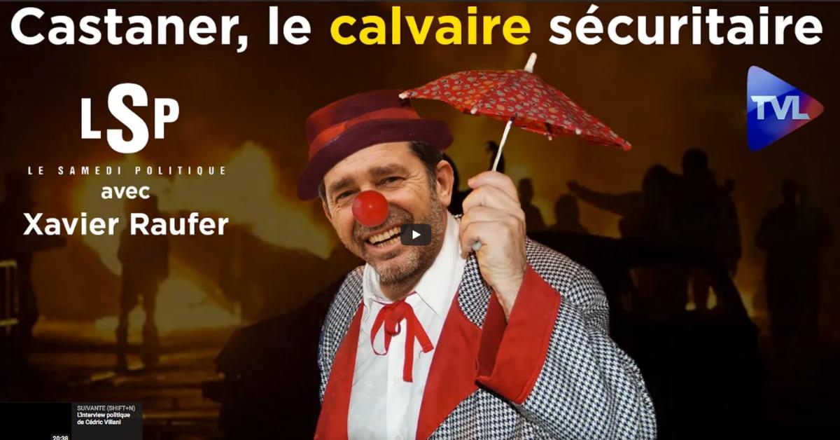 La criminalité explose quand le ministre de l'Intérieur ne cherche qu'à réduire au silence la contestation politique. Une crise qui met en danger les Français.