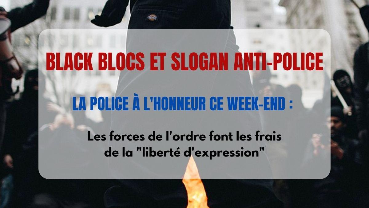 Week-end chargé pour la police !